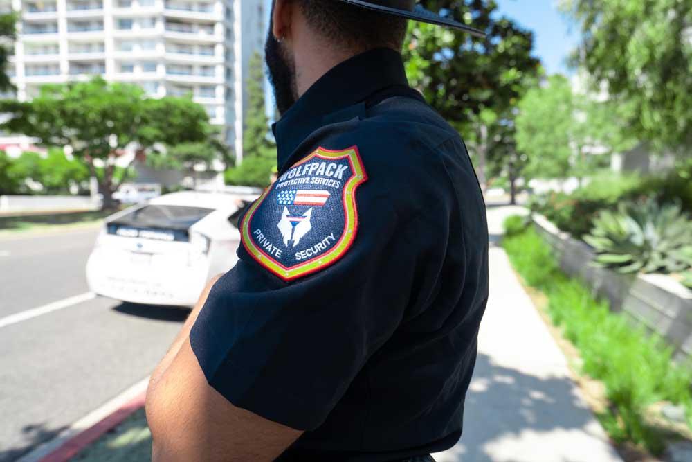 Cross Walk Security